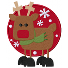 Rudolph the Reindeer (Large) (Set)