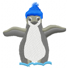 Penguin in Hat