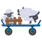 Tractor Sheep
