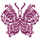 Damask Butterfly (Set)