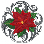 Baroque Poinsettia (Set)