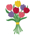 Tulip Bouquet (Set)
