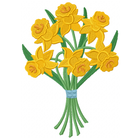 Daffodil Bouquet (Set)
