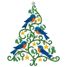 Christmas Tweets - Bluebird