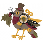 Clockwork Robin