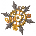 Clockwork Snowflake