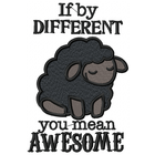 If by Different you mean Awesome (Set)