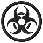 Science Signs Biohazard (Set)