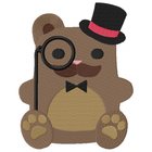 Dapper Bear (Set)