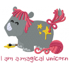 I am a Magical Unicorn