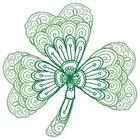 Filigree Shamrock (Set)