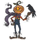 Mr Pumpkinhead (Set)