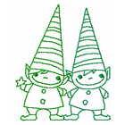 Elves Pair
