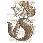 Musical Mermaid
