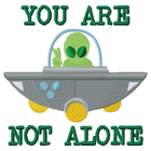 You are not Alone (Small) (Set)
