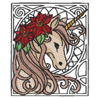 Art Noveau Unicorn (Small) (Set)