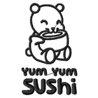 Yum Yum Sushi - Outline