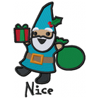 Too Cute Nice Gnome Large (Set)