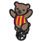 Too Cute Circus Bear