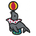 Too Cute Circus Seal