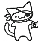 Ninja Kitty - Outline