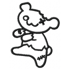 Zombie Bear - Outline