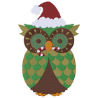 Christmas Owl (Set)
