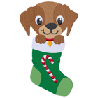 Christmas Stocking Puppy (Set)