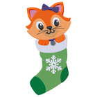 Christmas Stocking Kitten (Set)