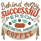 Coffee Equals Success