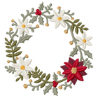 Lovely Christmas Wreath (Set)
