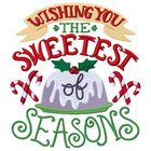 Wishing you the Sweetest of Seasons (Set)
