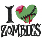 I love zombies (Set)
