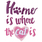 Home is where the cat is (Set)