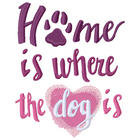 Home is where the dog is (Set)
